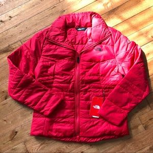 The North Face Red Harway Jacket Women's Size Lg